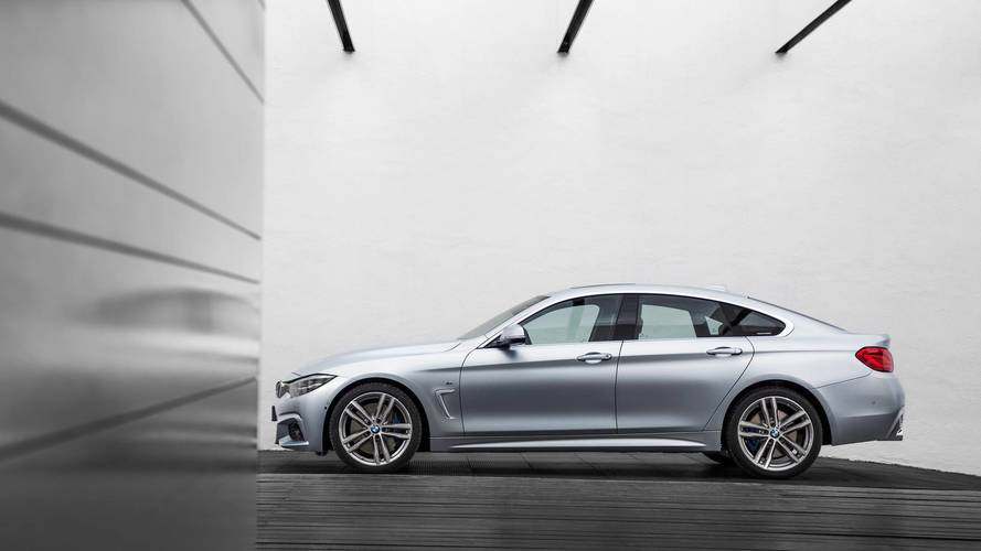 2017 BMW 4 Series Gran Coupe