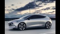 Mercedes Concept EQA