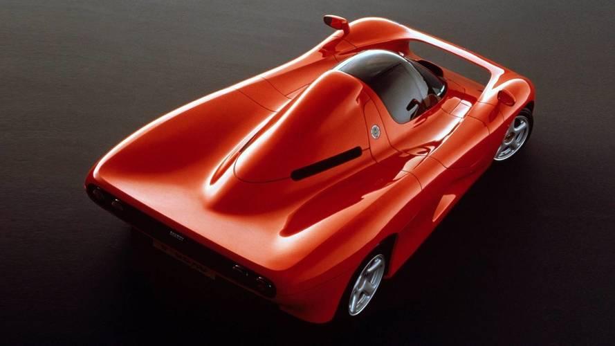 1992 Yamaha OX99-11: Concept We Forgot