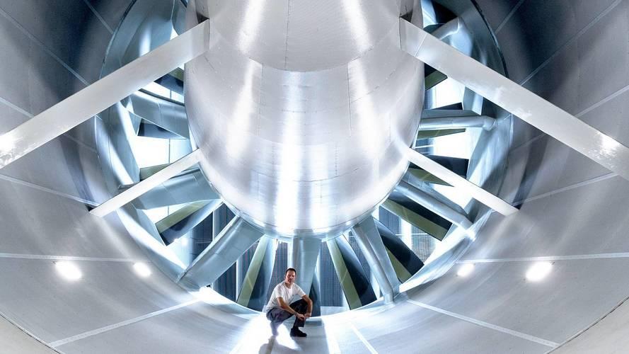 VW Inaugurates Wind Tunnel To Make Its 50+ New Cars Sleeker
