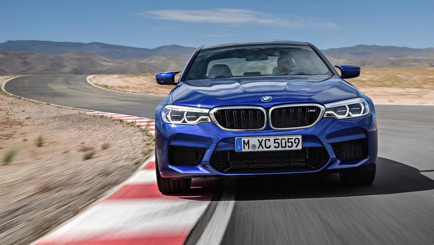 Ilyen lenne kombiban az új BMW M5