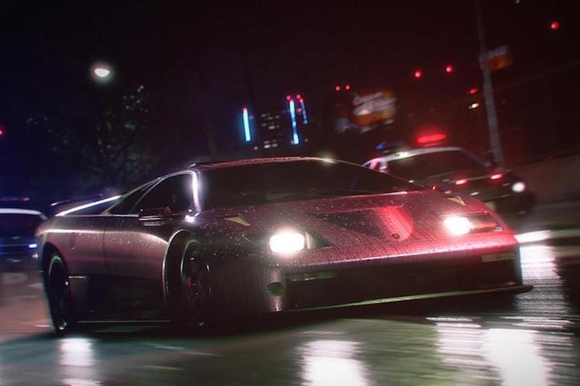 "All 51 Cars You'll be Able to Drive in the New ""Need for Speed"" Reboot"