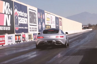 Weistec Engineering's 10-Second Mercedes-AMG GT S