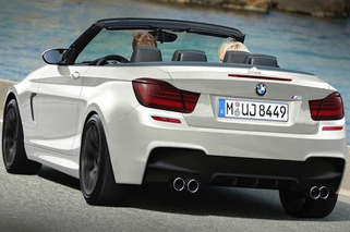BMW M2 Convertible Concept Evens Up M Performance Line