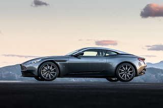 Aston Martin Already Has a Ton of Pre-Orders for the DB11