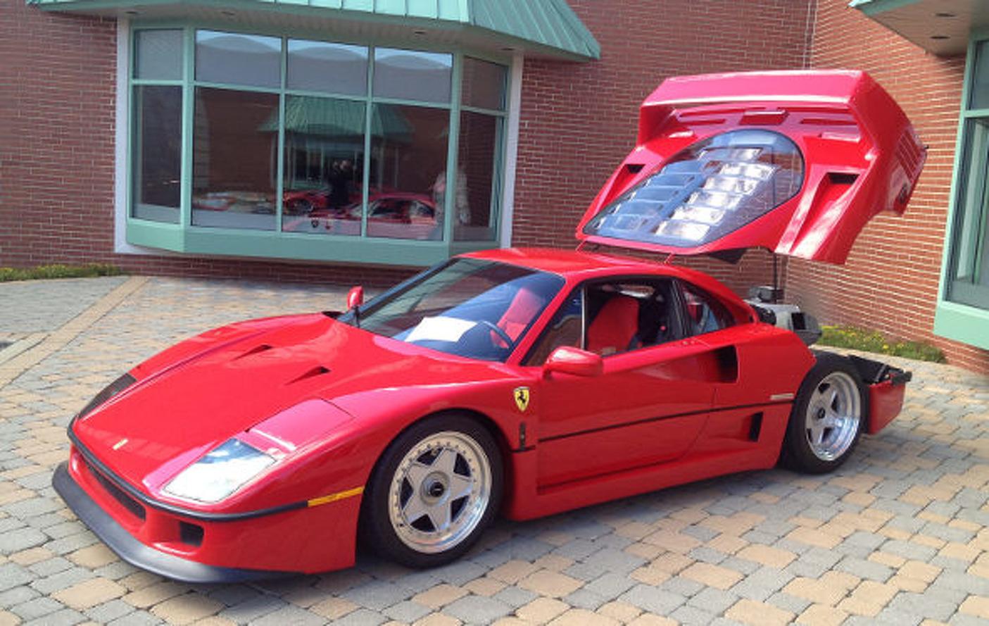 Ferrari F40- Enzo's Last Great Masterpiece