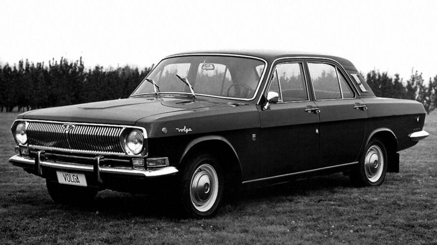 Legendary Russian Brand Volga Could Be Resurrected