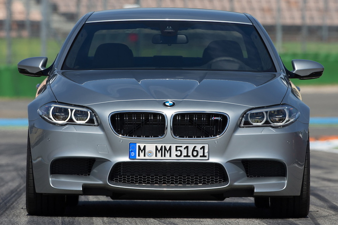 BMW M5 Past And Present Mega Gallery