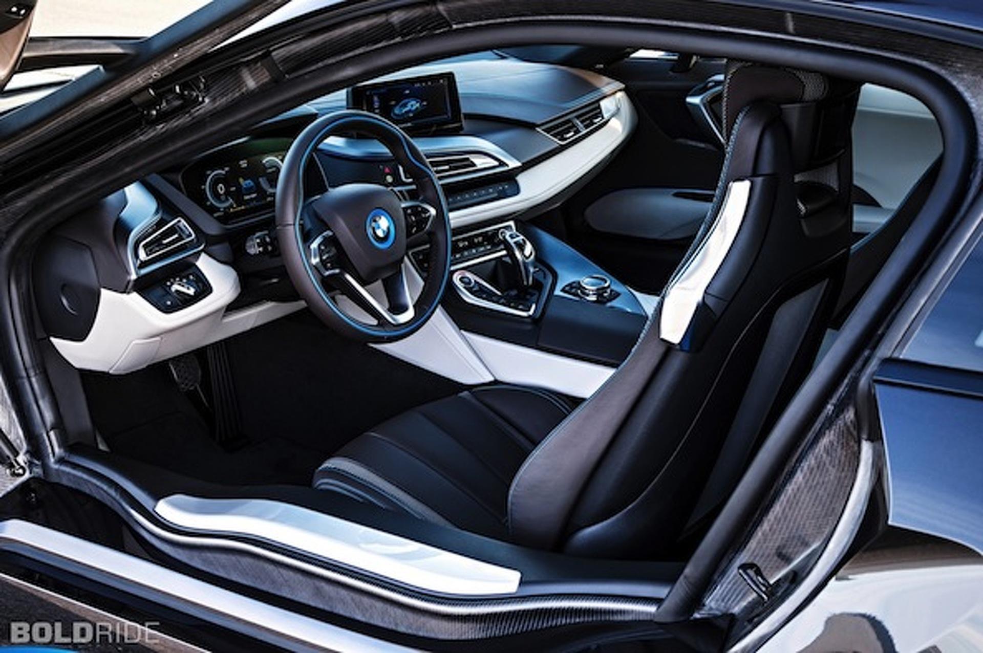 BMW i8 Electric Sportscar Makes World Debut [w/video]