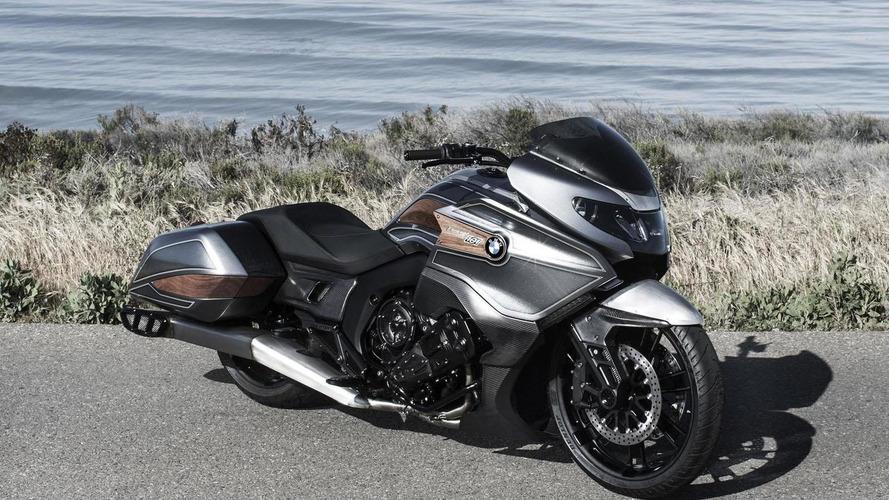 BMW Motorrad Concept 101 unveiled