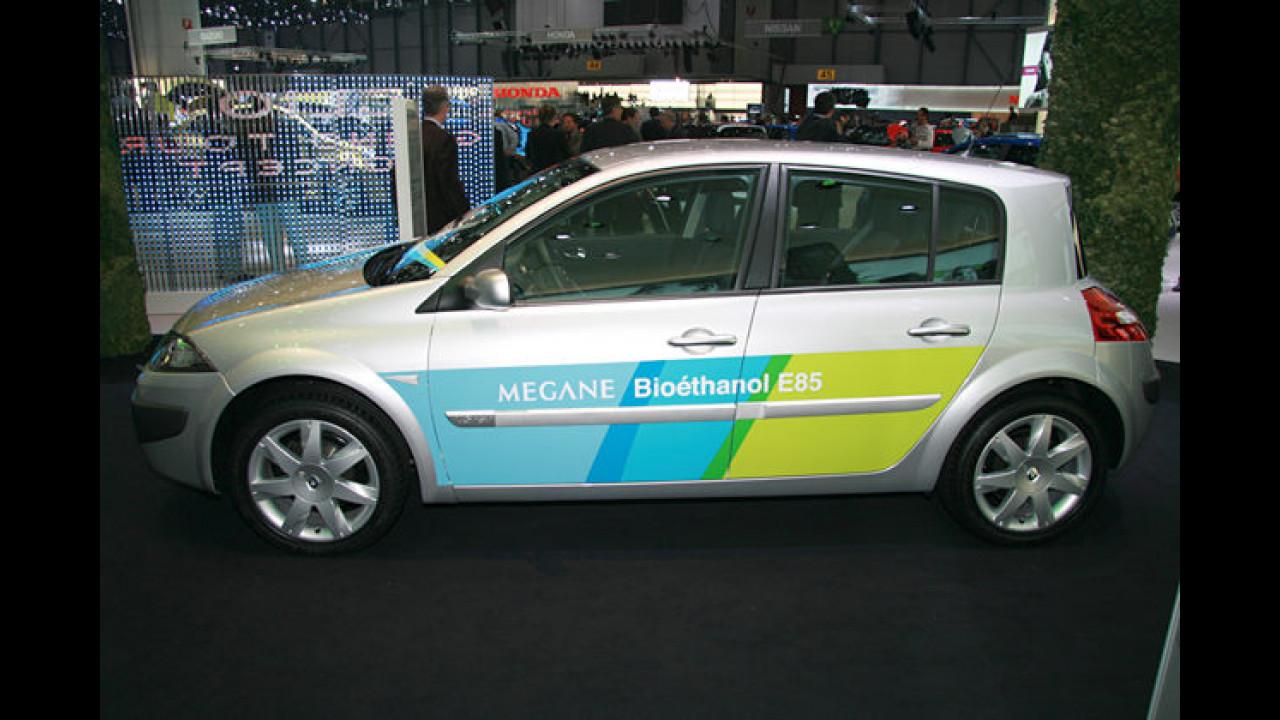 Renault Mégane Bioethanol