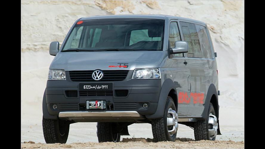 VW Bus ,extreme