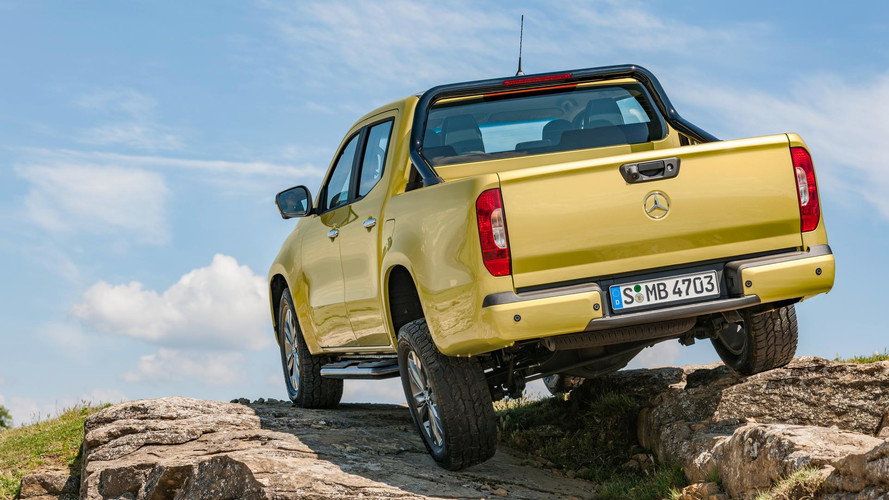 New Mercedes X-Class ride review