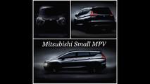Mitsubishi Expander Teaser