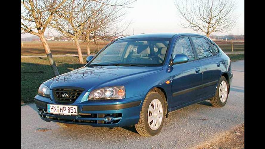 Neues von Hyundai: Nachfolger des Elantra kommt 2007