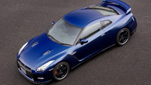 2013 Nissan GT-R w/ Track Pack - 08.12.2011