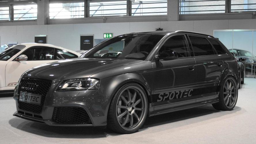 Sportec tunes the Audi RS3
