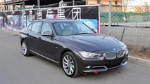 2012 BMW 3-series Long Wheelbase (335Li) spy photo