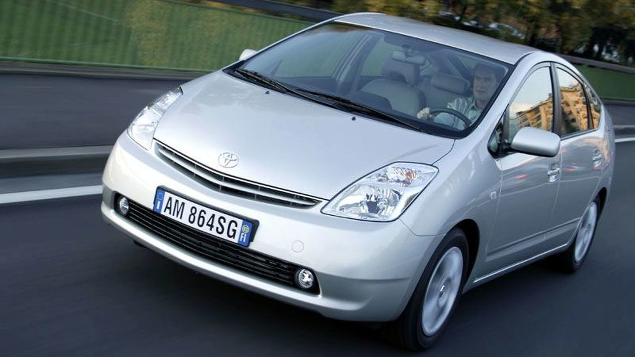 Toyota Prius Car of the Year 2005