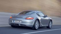 New 2006 Porsche Cayman S: First Official Photos
