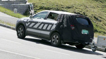 Chevrolet S3X Spy Photos
