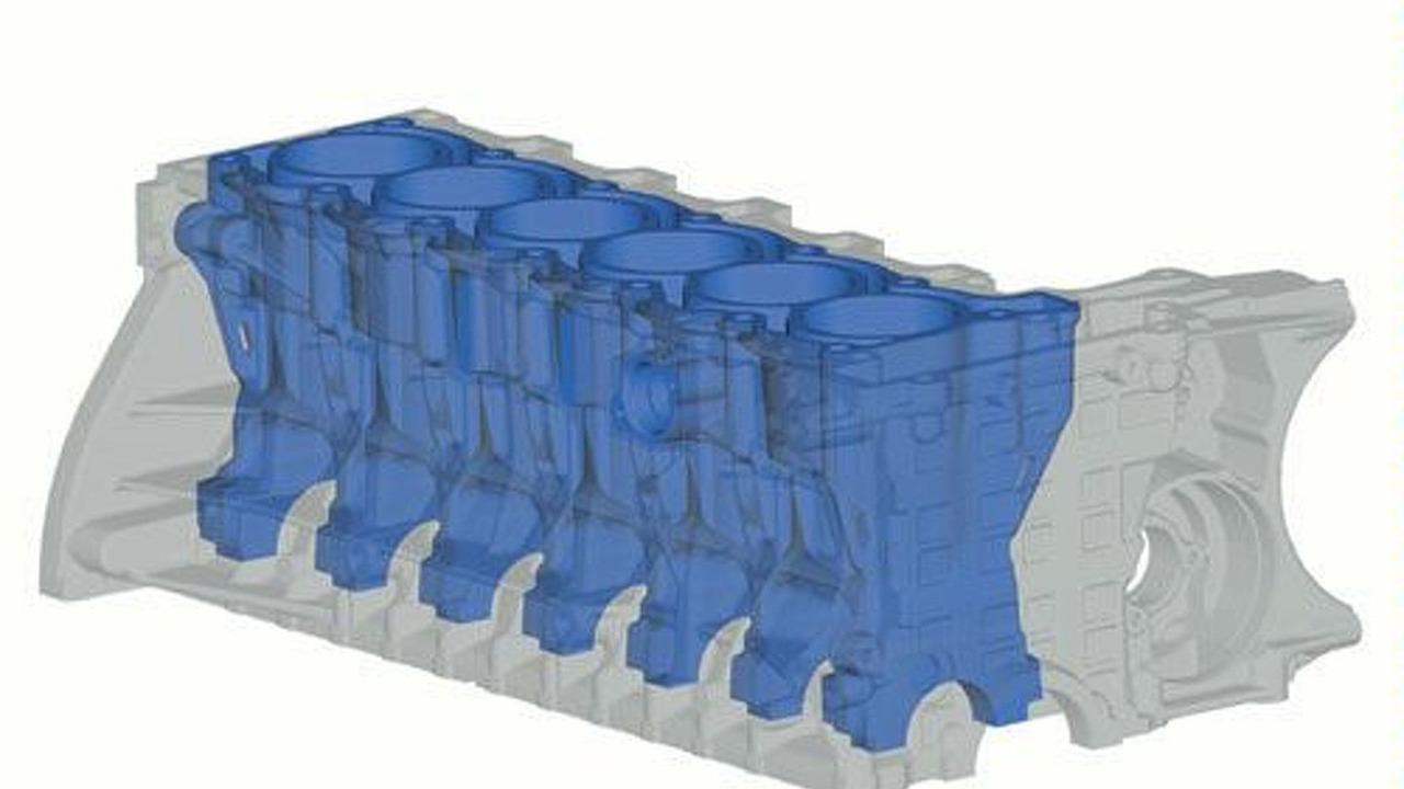 magnesium aluminum crankcase