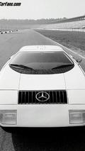 Mercedes-Benz C 111/I Hockenheim 1969