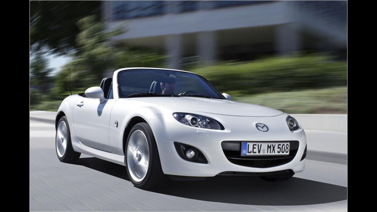 Flop: Mazda MX-5