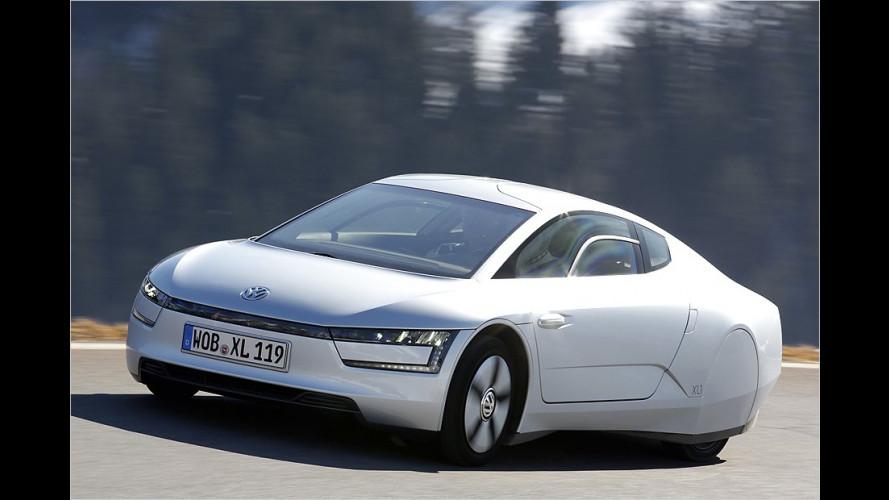 Unterwegs im sparsamsten Auto der Welt