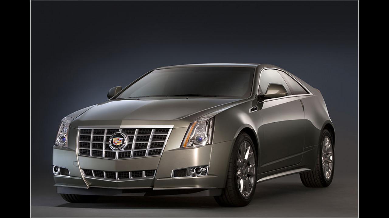 Cadillac CTS Coupé