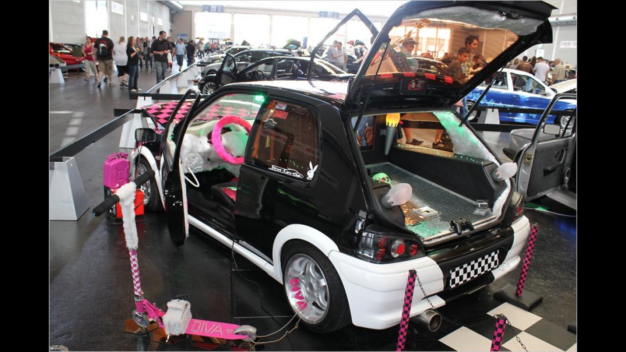 Peugeot 106 Diva