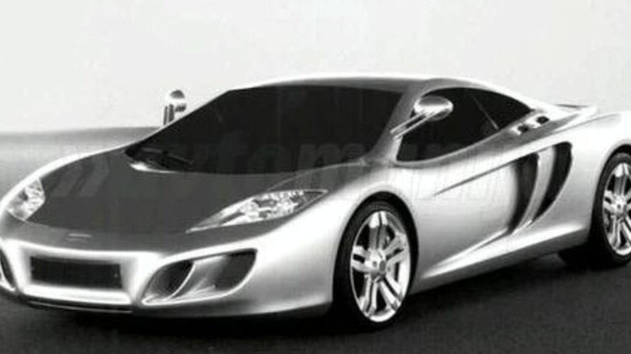Official or Not? McLaren F2 Renderings Surface
