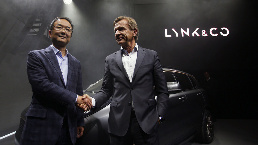 Ford processa Geely: acha que Lynk & Co se parece com Lincoln