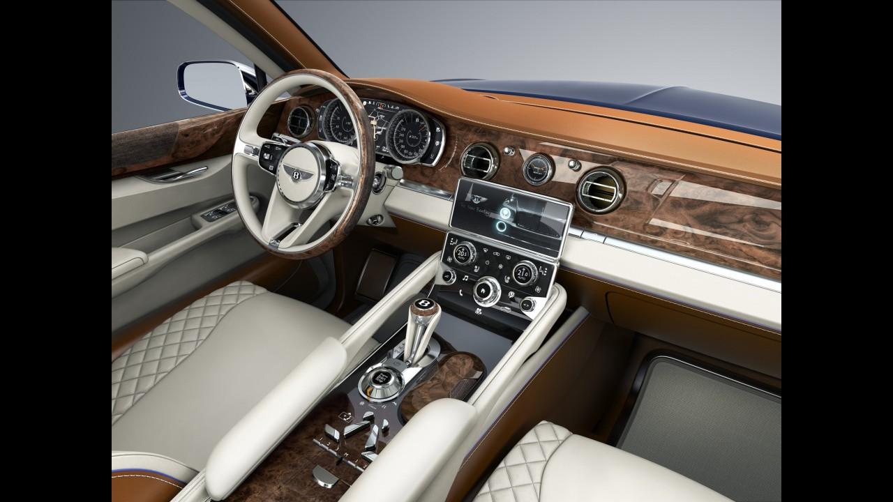 Por US$ 180 mil, SUV da Bentley será o mais caro do mundo