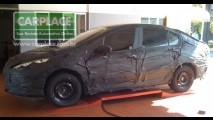 Flagra 3: Flagramos o Novo Peugeot 308 Sedan