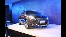 Salão SP: Peugeot mostra 2008 nacional e conceitos do 208