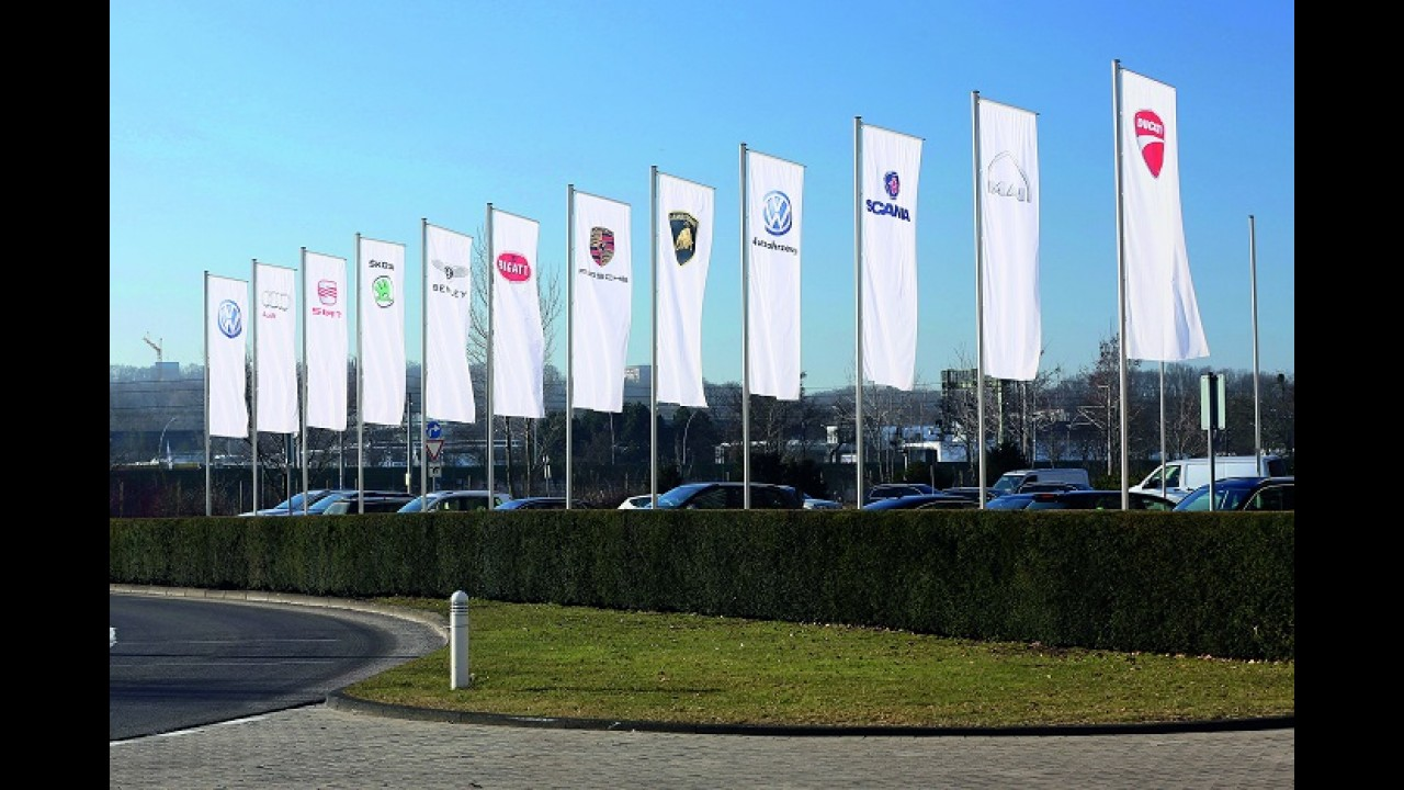 Grupo Volkswagen criou 248 mil empregos no mundo desde 2007