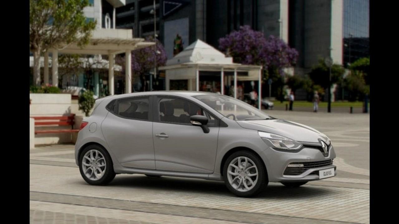 Renault Clio RS tem mais detalhes divulgados - Preço na Bélgica será equivalente a R$ 66.130