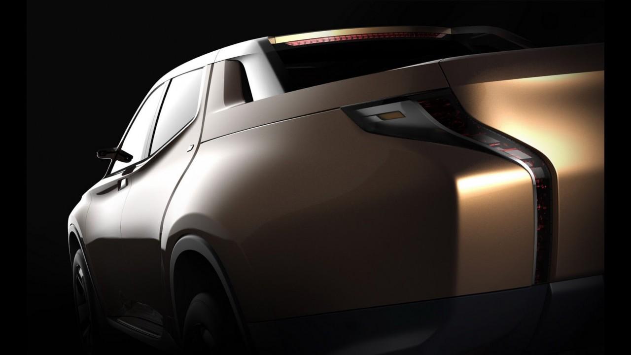 Mitsubishi apresentará conceitos CA-MiEV e GR-HEV Pickup no Salão de Genebra
