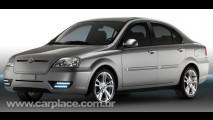 Made in China: Coda mostra sedan totalmente elétrico que custará US$ 35 mil nos EUA