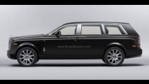 SUV da Rolls-Royce pode ter o nome do maior diamante do mundo