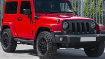 Jeep Wrangler by Kahn Design