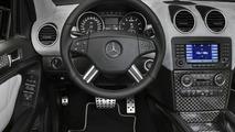 Brabus Widestar Based on Mercedes ML 63 AMG