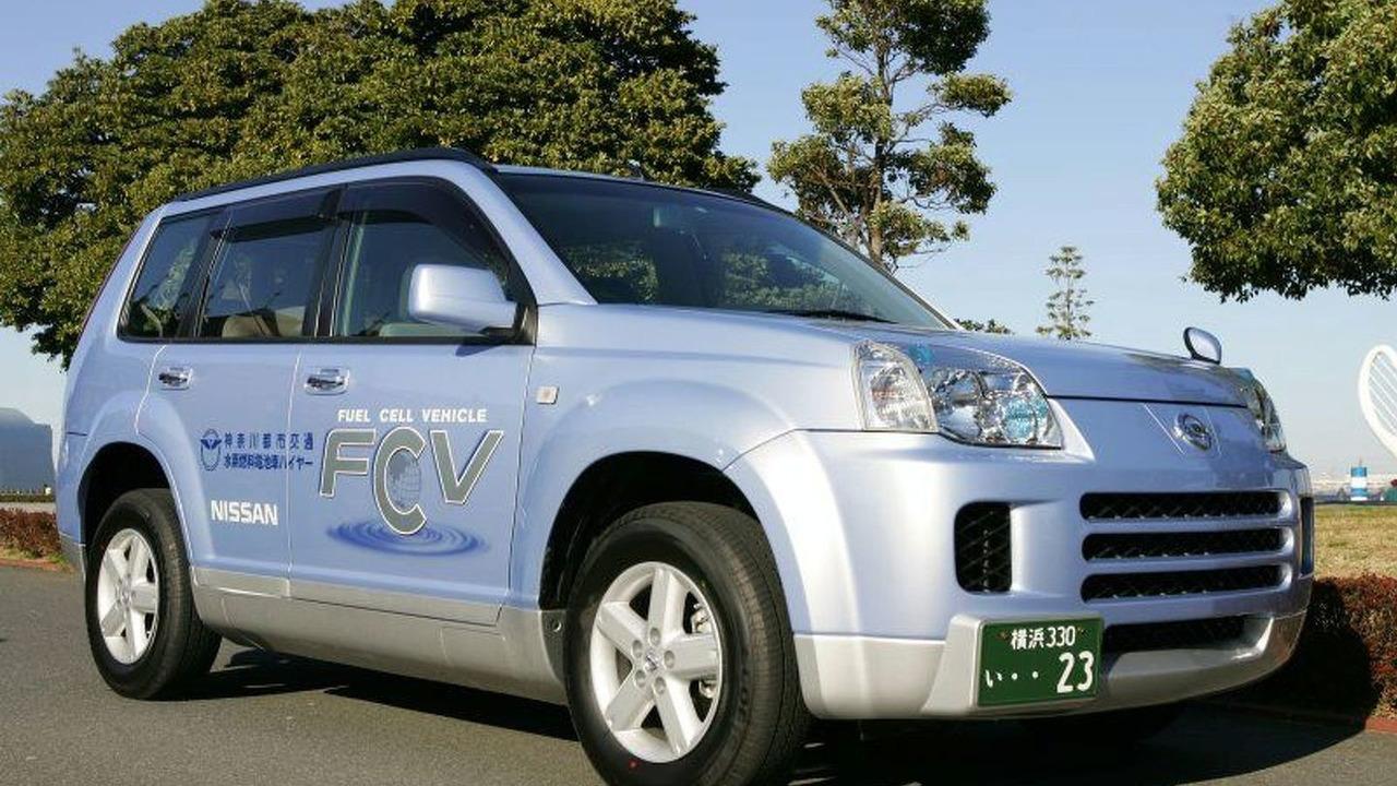 Nissan XTRAIL FCV