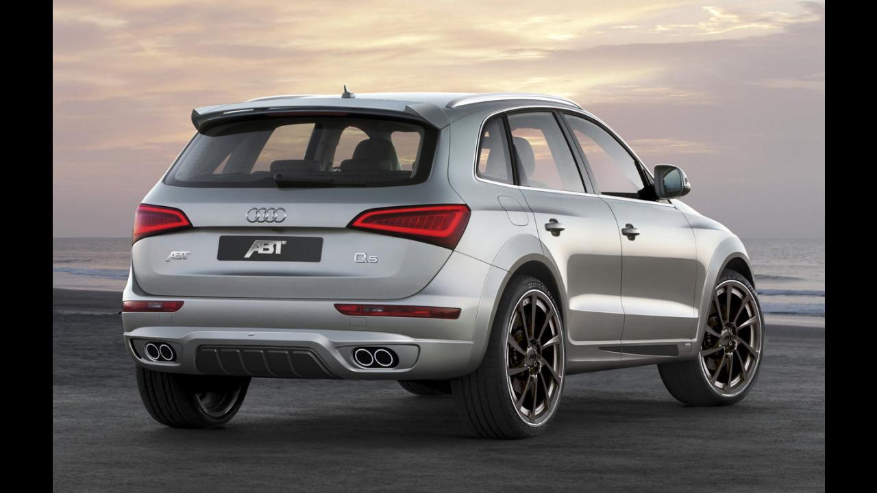 Audi QS5 by ABT