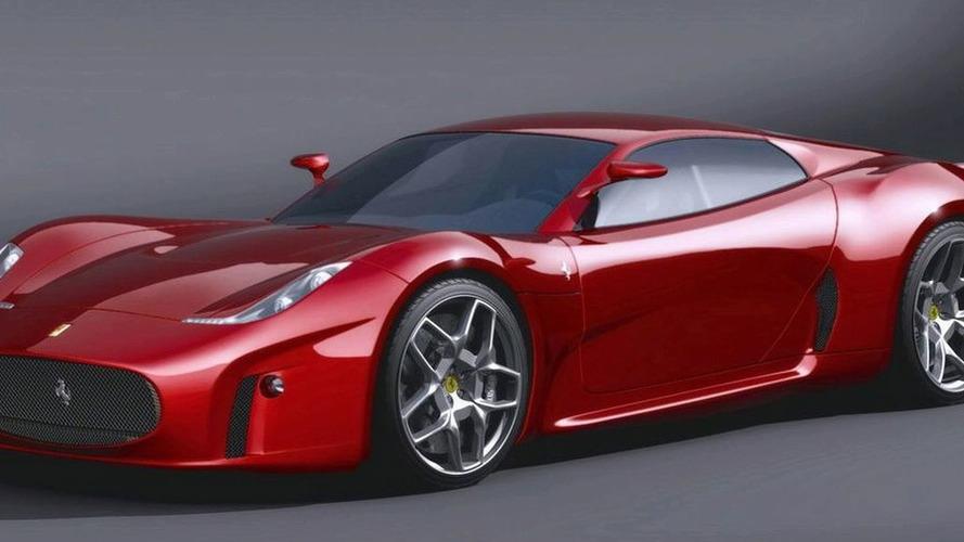 Rendered Speculation: Ferrari F430 Concept