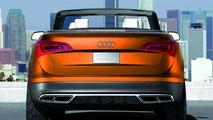 Audi Cross Cabriolet concept