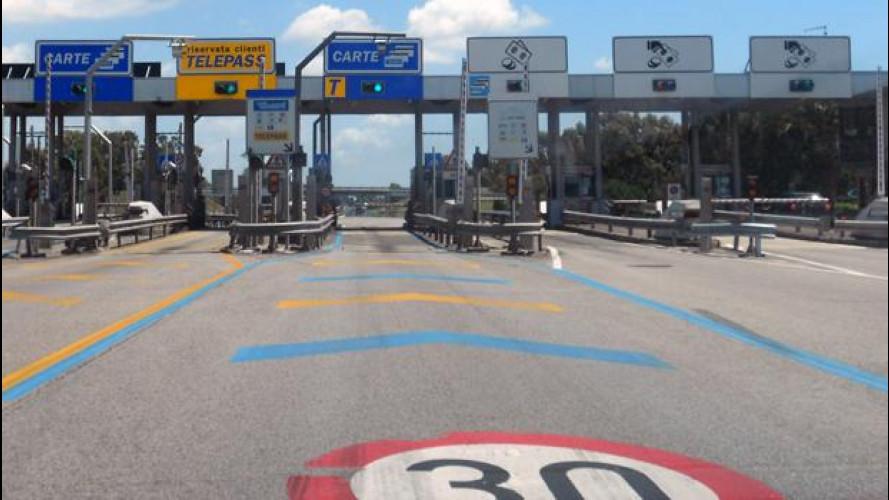 Autostrade, tutti gli aumenti dei pedaggi 2014