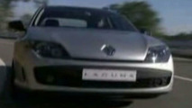 Renault Laguna GT in Motion. Check the Video