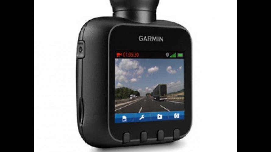 Garmin Dash Cam, la telecamera che filma gli incidenti